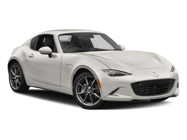 New 2017 Mazda MX-5 Miata RF Grand Touring RWD 2D Coupe