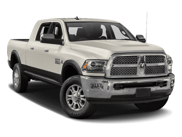 New 2018 RAM 2500 Laramie 4x4 Mega Cab 6'4 Box