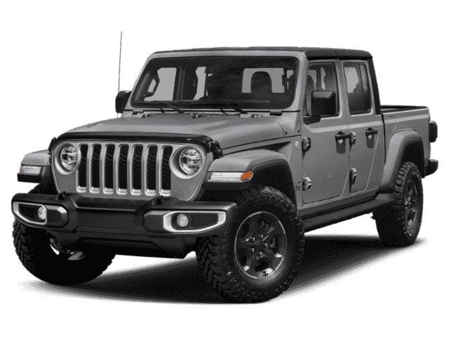 New 2020 JEEP Gladiator 4WD Sport S