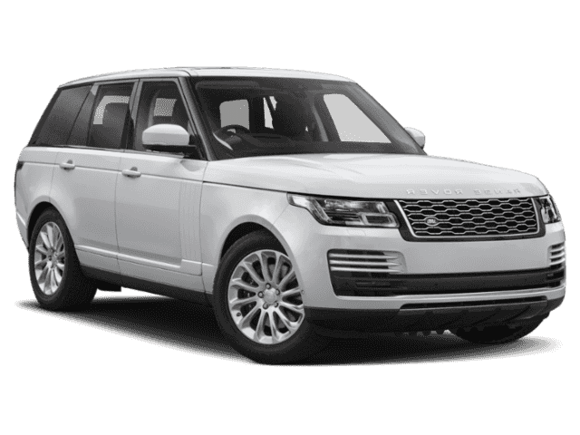 New 2020 Land Rover Range Rover