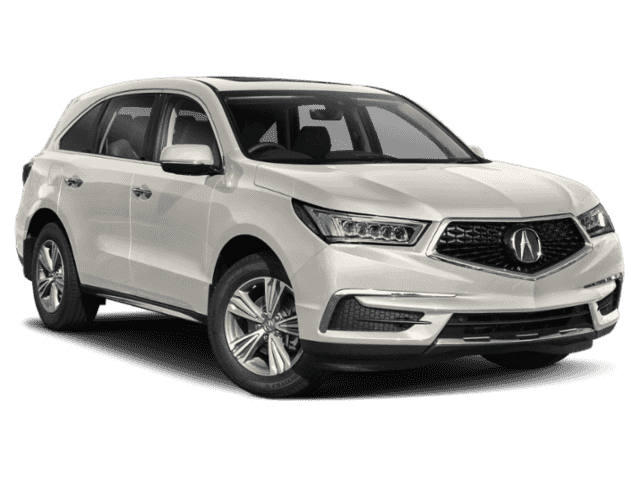 New 2020 Acura MDX BASE AWD