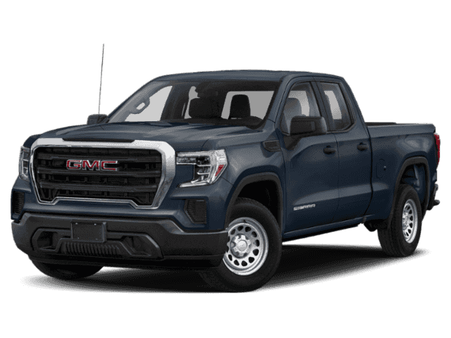 New 2019 GMC Sierra 1500 4WD Extended Cab Pickup