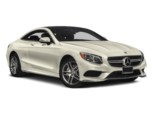 New 2017 Mercedes-Benz S 550 4MATIC® 2D Coupe