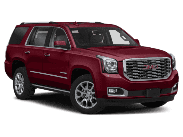 New 2020 GMC Yukon Denali 4x4