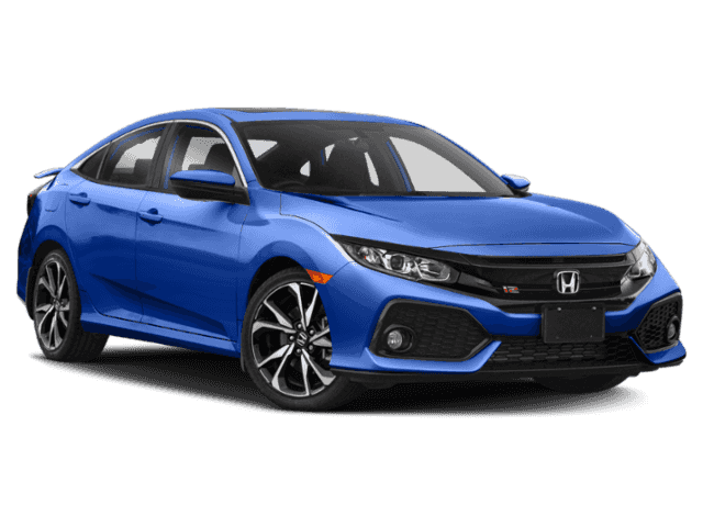 New 2019 Honda Civic Si Sedan