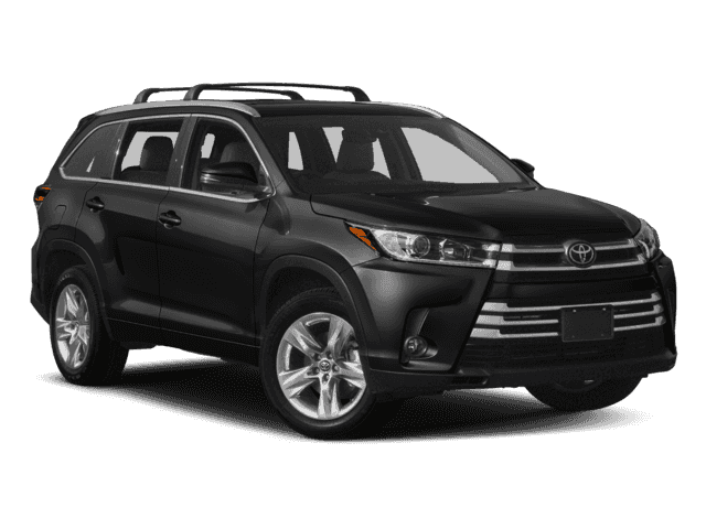 New 2017 Toyota Highlander Limited SUV AWD