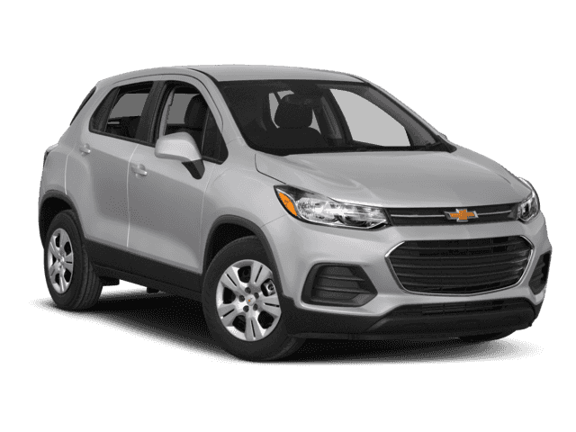 New Chevrolet Trax LS