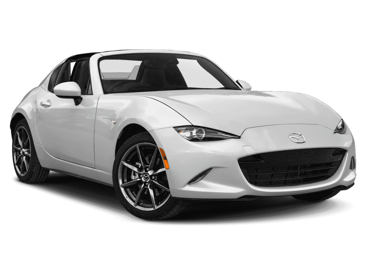 2020 Mazda MX-5 Miata RF Grand Touring RWD Convertible