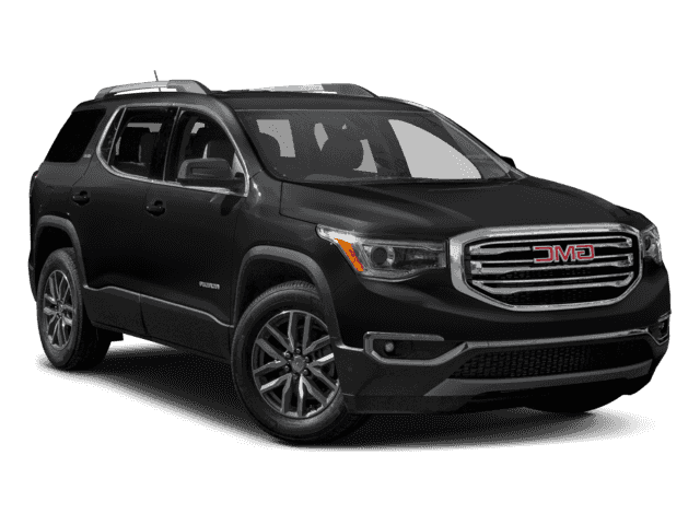 Certified Pre Owned 2017 Gmc Acadia Slt 1