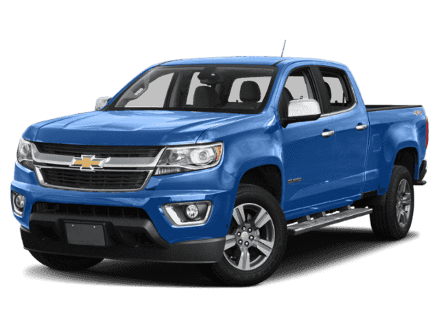 New 2019 Chevrolet Colorado 2wd Work Truck Crew Cab Pickup In