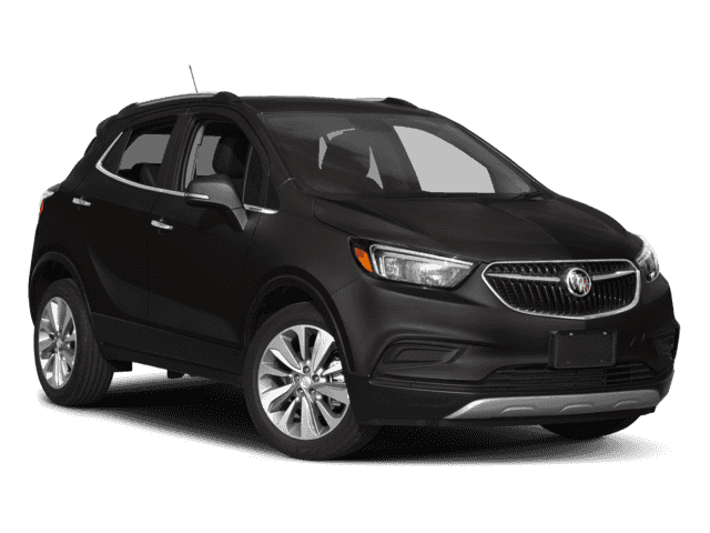 Certified Pre-Owned 2017 Buick Encore Premium AWD
