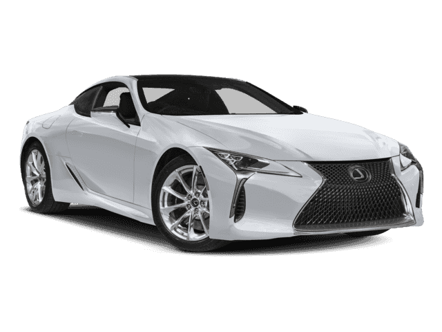 New 2018 Lexus LC 500 2dr Car in Wichita #54AB366N | Lexus of Wichita