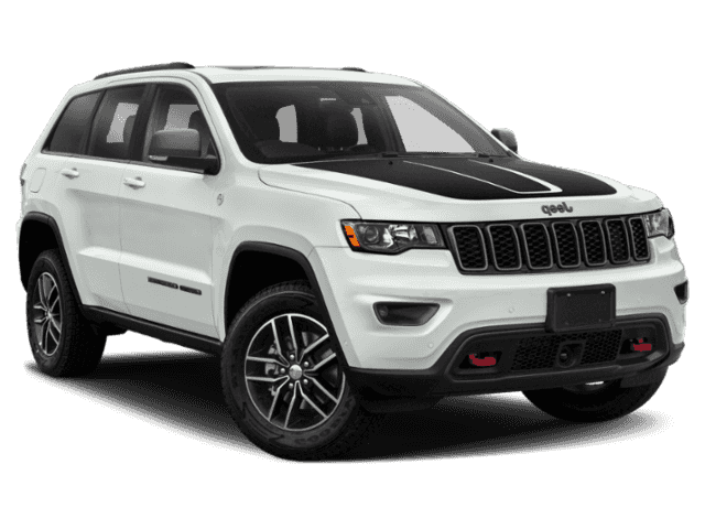 New 2018 JEEP Grand Cherokee Trailhawk 4x4 *Ltd Avail*