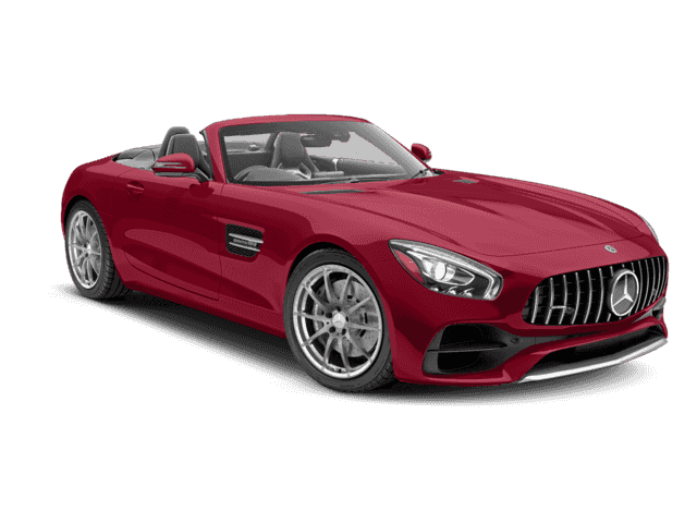 New 2018 Mercedes-Benz AMG® GT Roadster With Navigation