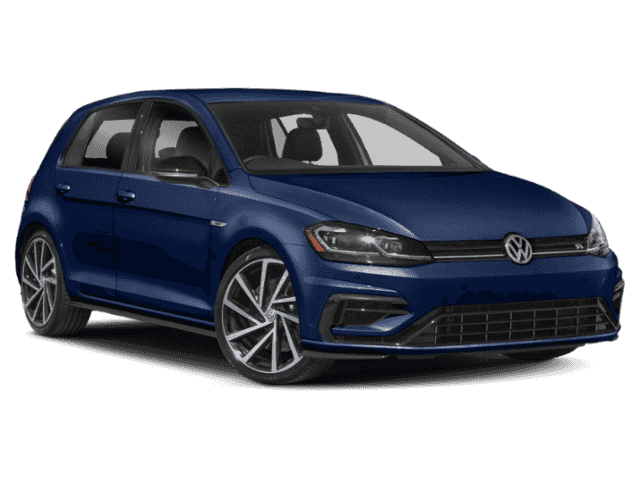 New 2018 Volkswagen Golf R 4MOTION