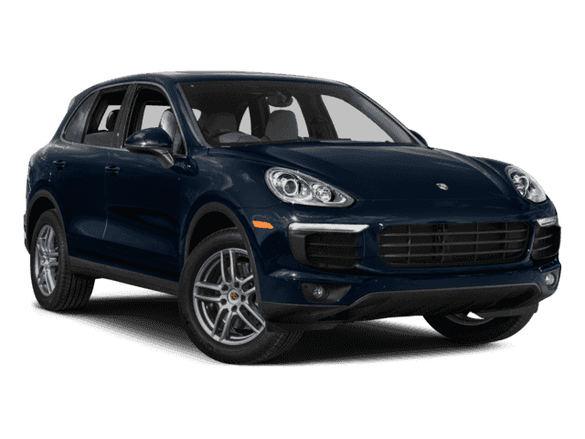 Certified Pre Owned 2016 Porsche Cayenne Base