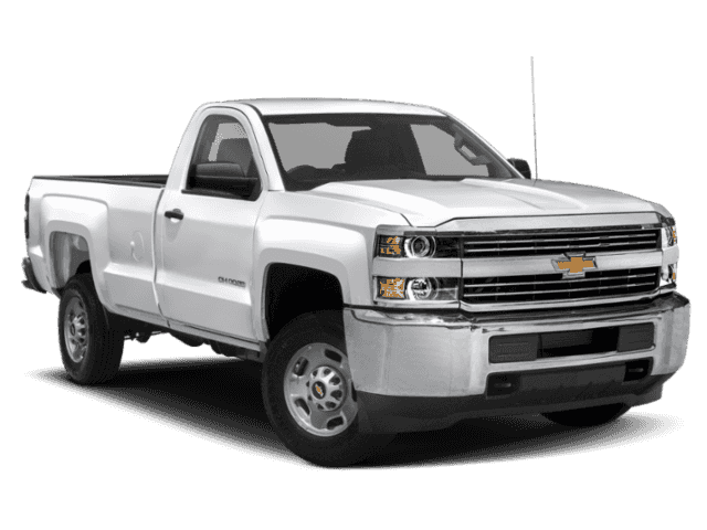 New 2019 Chevrolet Silverado 2500hd Work Truck For Sale Jacksonville