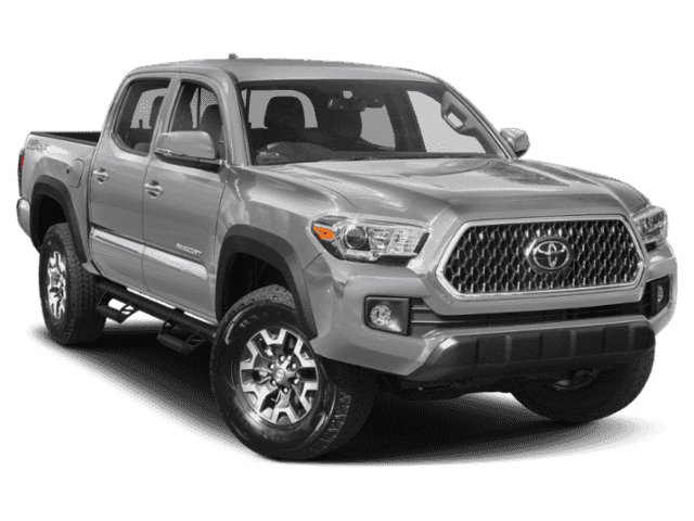 New 2019 Toyota TACOMA TRD OFFRD 4X4 DBL CAB LONG BED