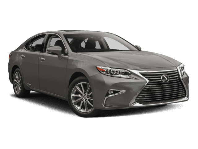 New 2018 Lexus ES 300h Base FWD 4dr Sedan