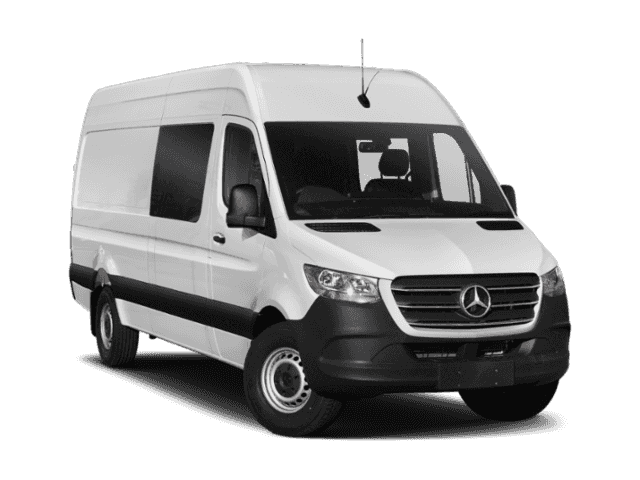 New 2019 Mercedes-Benz Sprinter 2500 Crew Van Rear Wheel Drive CREW VAN