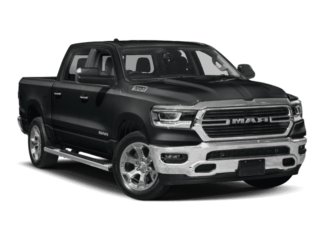 New 2019 Ram 1500 Big Horn/Lone Star 4x4 Crew Cab 6'4