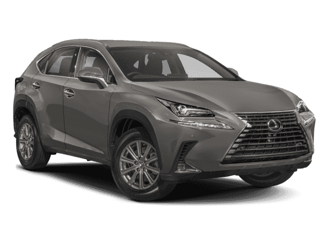New 2018 Lexus NX NX 300 With Navigation & AWD