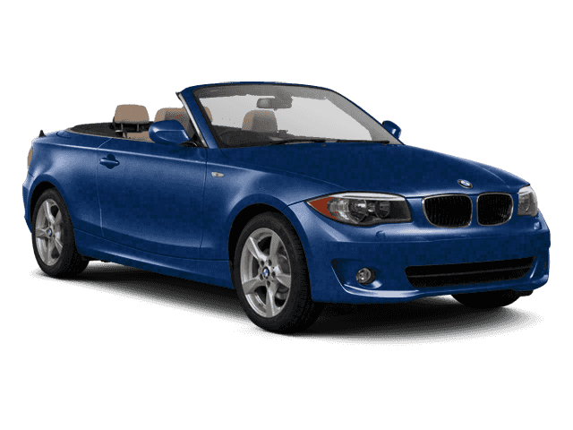 Pre-Owned 2010 BMW 1 Series 2dr Conv 128i SULEV