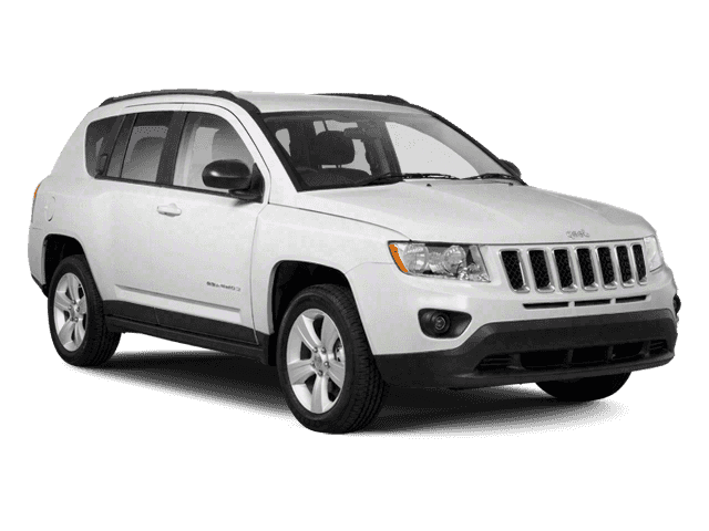 Pre-Owned 2012 JEEP COMPASS Latitude S