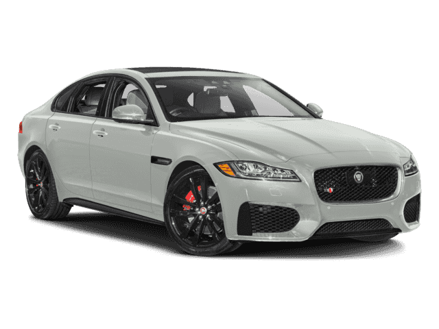 New 2017 Jaguar XF 35t All-Wheel Drive with Locking and Limited-Slip Diff 4 Door Sedan