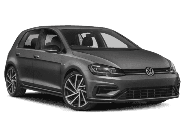 New 2019 Volkswagen Golf R w/ DCC® & Nav