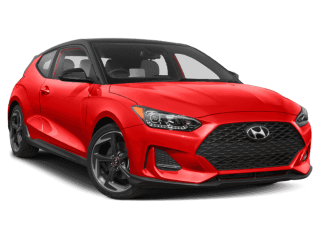 New 2020 Hyundai Veloster Turbo - DCT Front Wheel Drive 2-Door Coupe
