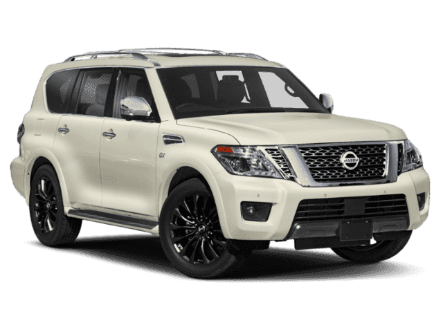 2020 Nissan Armada Platinum at