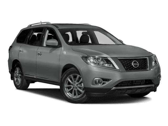 New 2016 Nissan Pathfinder SL