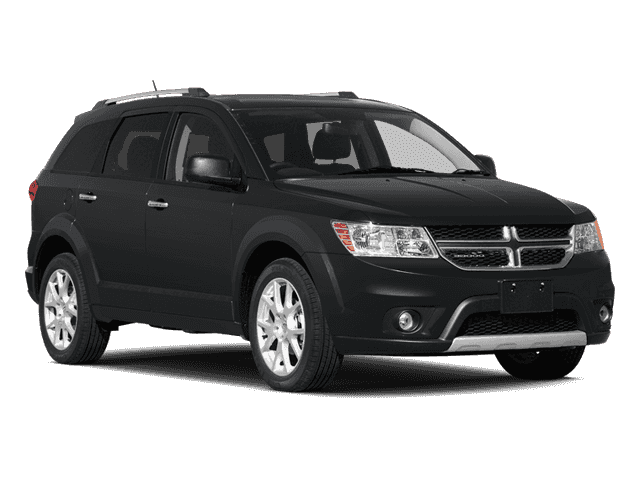 PRE-OWNED 2014 DODGE JOURNEY R/T WITH NAVIGATION & AWD