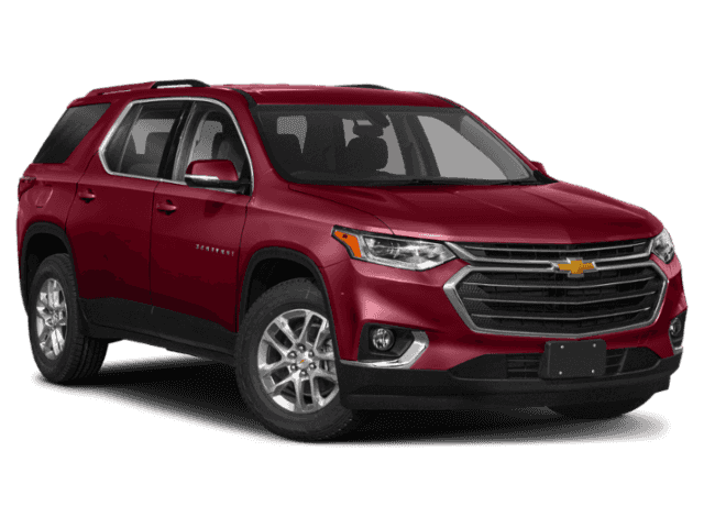 New 2020 Chevrolet Traverse AWD 4dr LT Cloth w/1LT