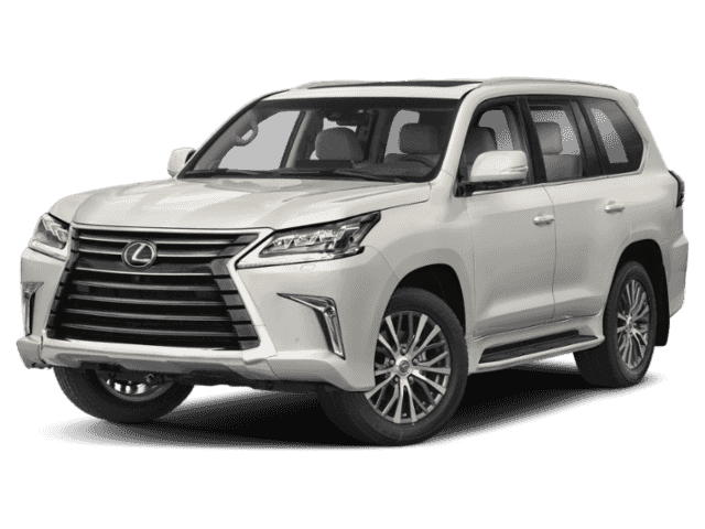 2019 Lexus LX 570 THREE-ROW LR02