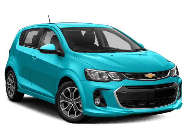 New 2020 Chevrolet Sonic LT w/1SD