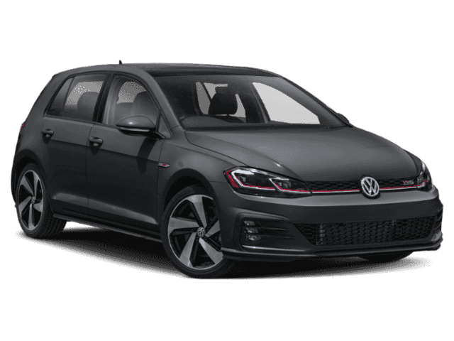 New 2020 Volkswagen Golf GTI SE FWD Hatchback