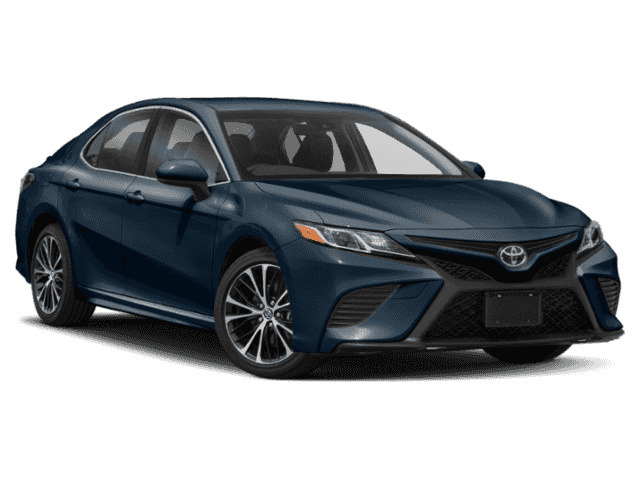 New 2020 Toyota Camry SE 4-DOOR SE SEDAN 2WD