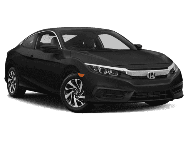 New 2018 Honda Civic Coupe LX CVT w/Honda Sensing