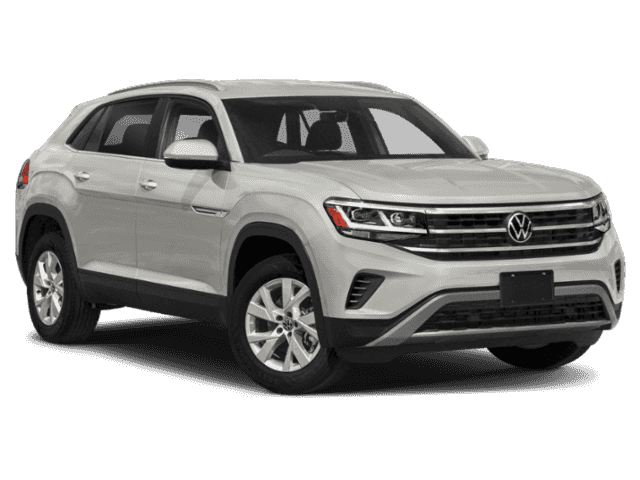 New 2020 Volkswagen Atlas Cross Sport V6 SE with Technology with 4MOTION®