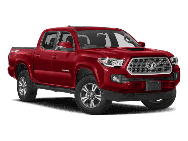 New 2018 Toyota Tacoma Base Short Bed