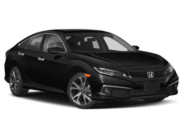 New 2019 Honda Civic Touring CVT FWD 4dr Car