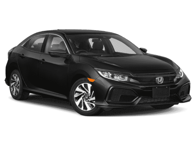New 2019 Honda Civic Hatchback LX Manual