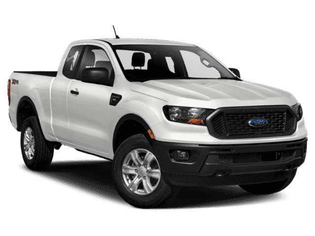 New 2019 Ford Ranger 2DR 4WD SPRCAB 6'BOX