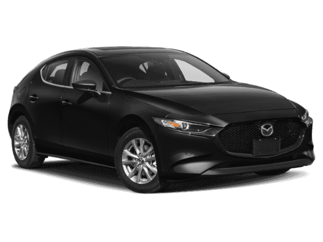 New 2020 Mazda3 Sport GS at AWD