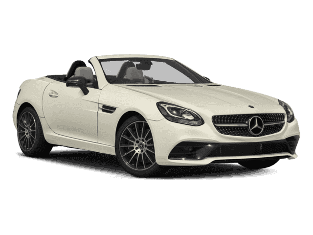 2018 Mercedes-Benz Slc Slc 300 Car