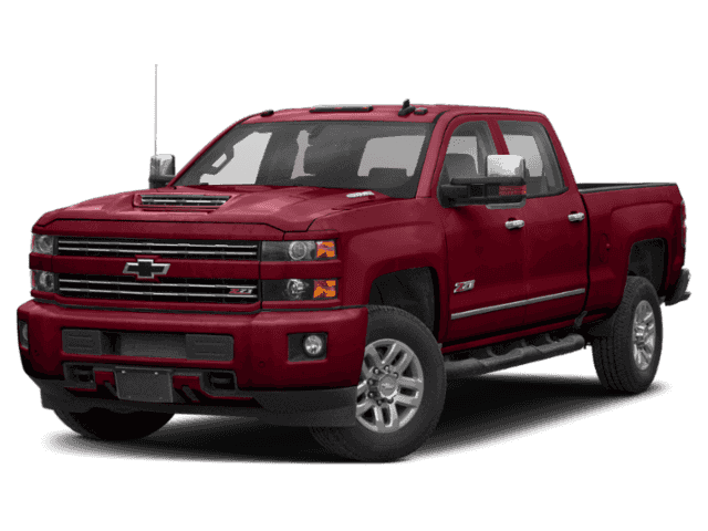 2019 Chevrolet Silverado 3500 Crew 4x4 High Country / Standard Box
