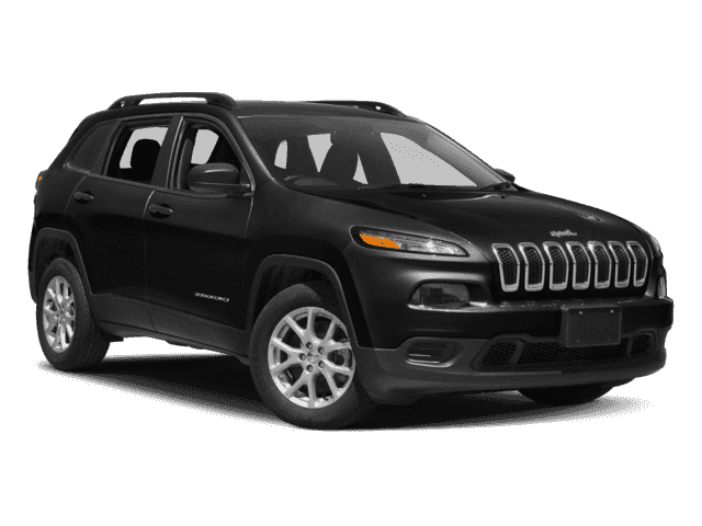 New 2018 Jeep Cherokee Sport