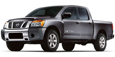 Pre-Owned 2012 Nissan Titan SV RWD Crew Cab Pickup